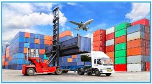 Международные контейнерные грузовые перевозки